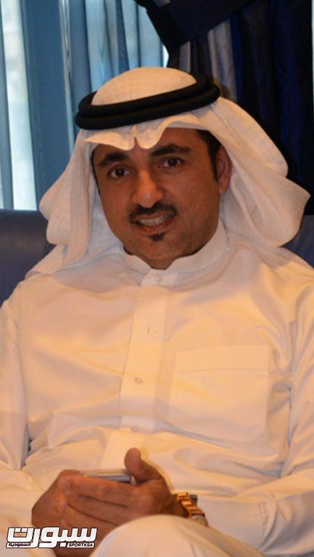 رئيس مجلس إدارة نادي هجر الأستاذ سامي بن محمد الملحم