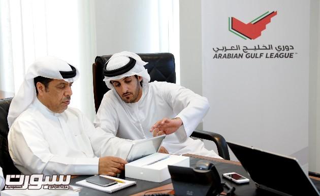 لجنة المحترفين الدوري الاماراتي