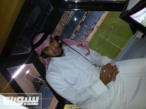المعلق عبدالله الغامدي