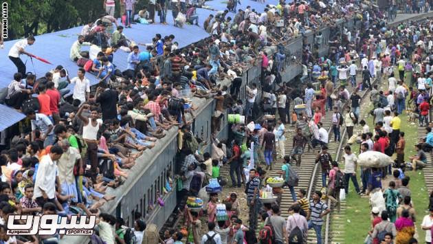 BANGLADESH-RELIGION-ISLAM-EID