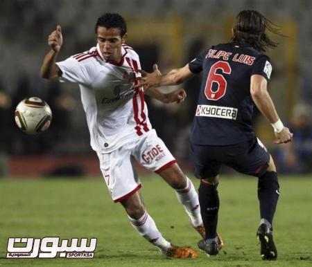 شكوك حول مشاركة إمام لاعب الزمالك في مباراة المصري